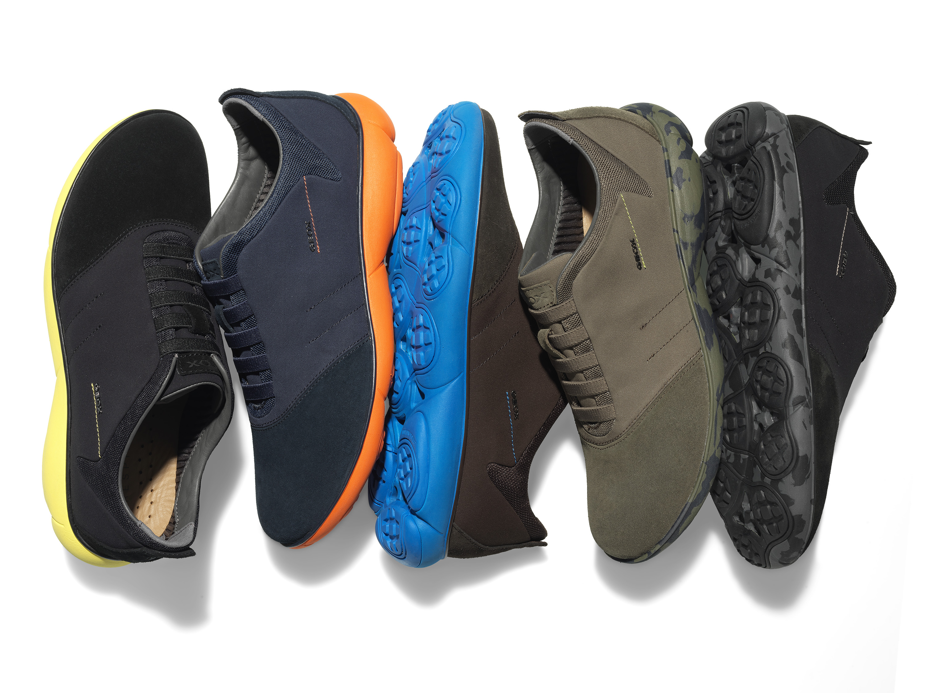 63358740f5a GEOX Launches Men's Footwear Collection Autumn/Winter 2016-2017