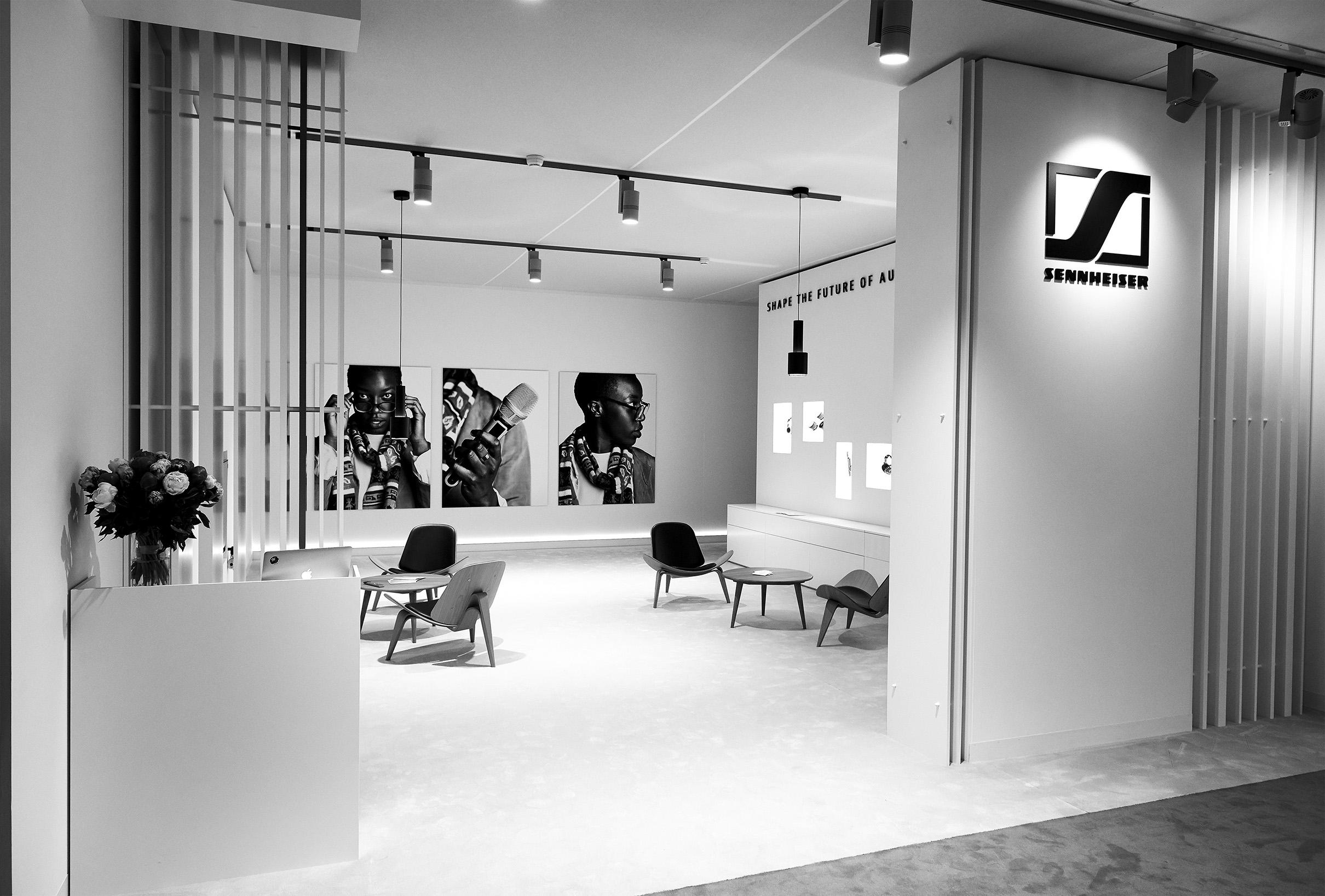 巴塞尔艺术展香港展会 - Sennheiser为您呈献声音艺术的未来
