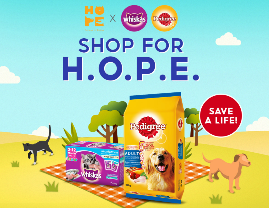 Shop for a Cause Shop for H.O.P.E.