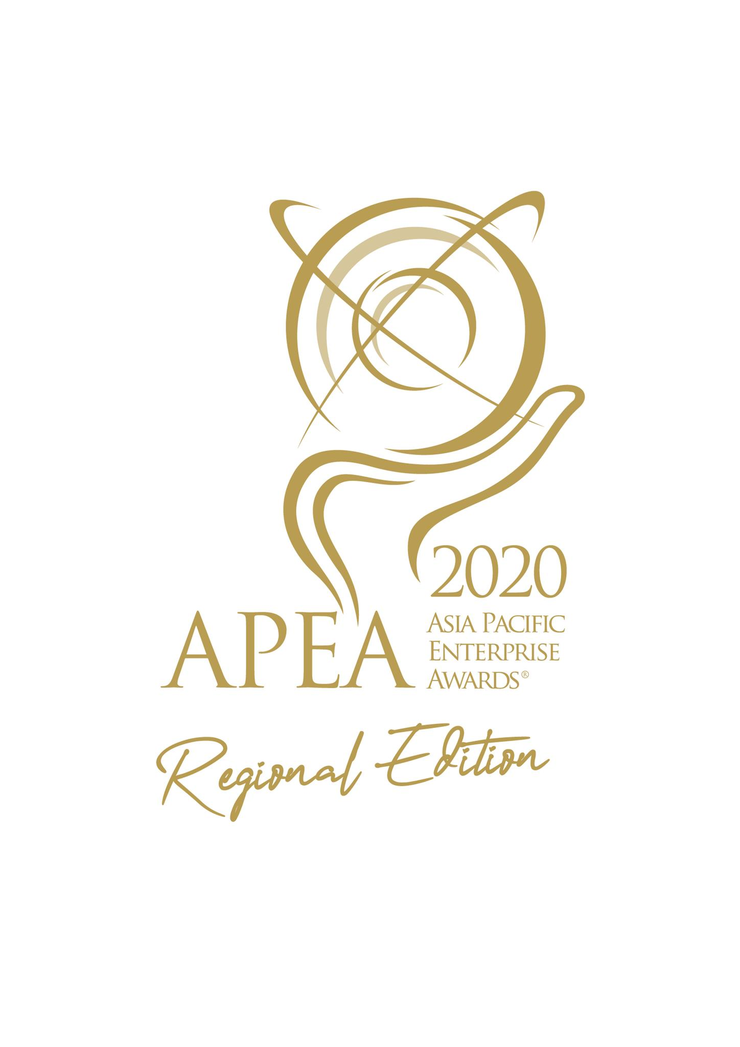 Asia Pacific Enterprise Awards 2020 Regional Edition
