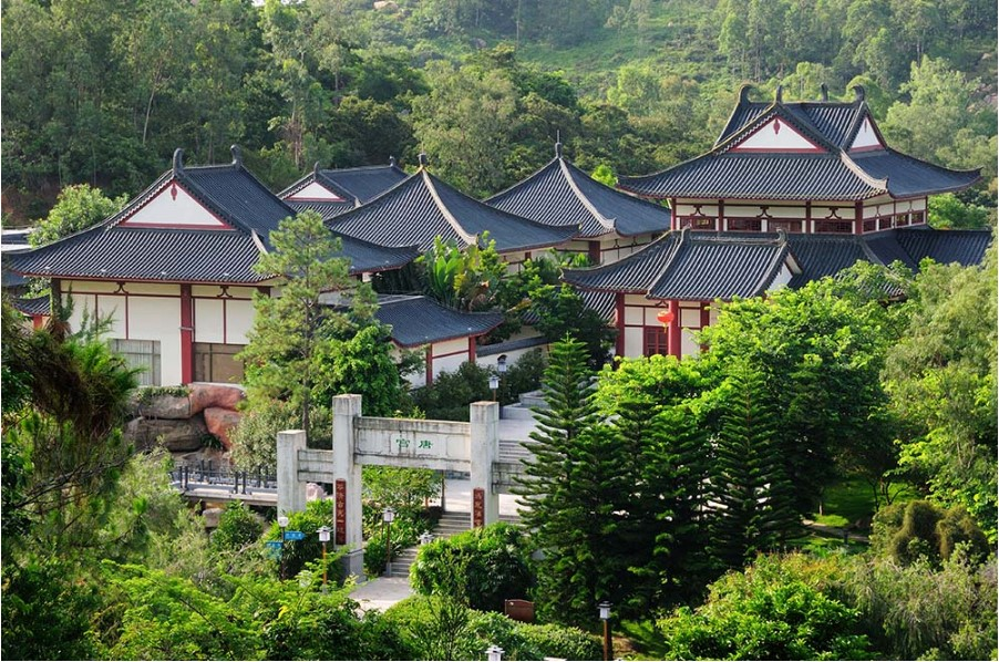 Royal SPA Hotel was rated as Chinas Five-Star Hot Spring