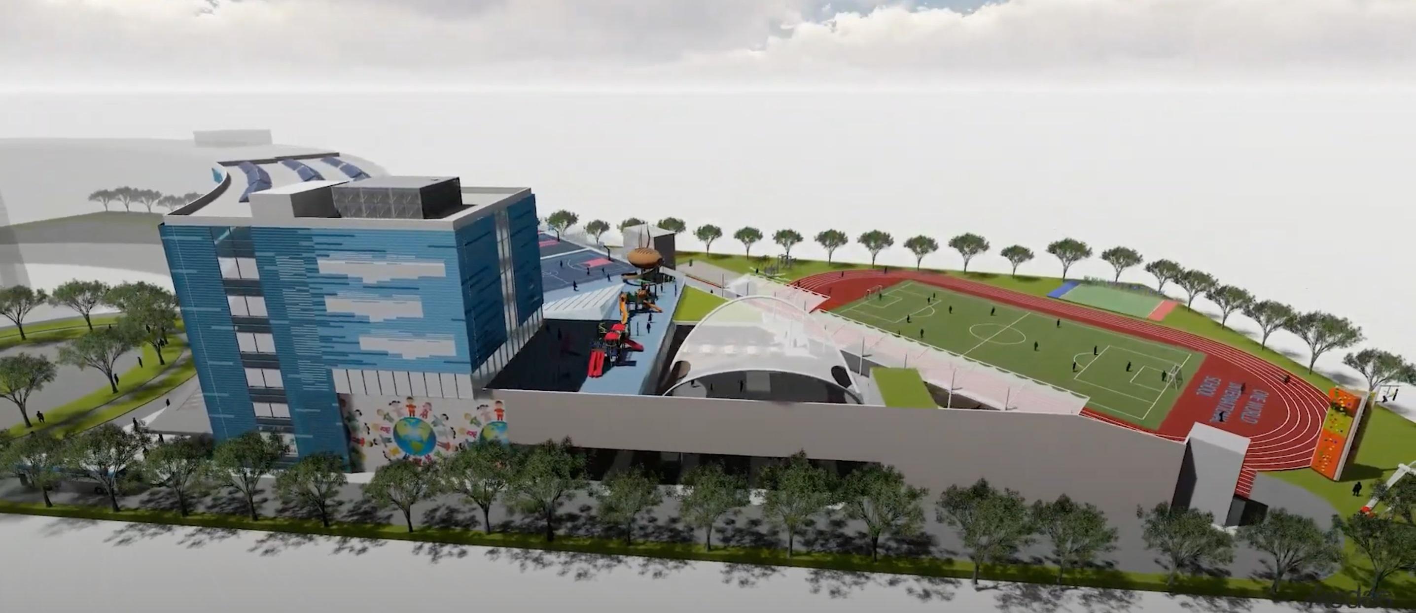One World International School to launch new fully Digital Campus in Punggol