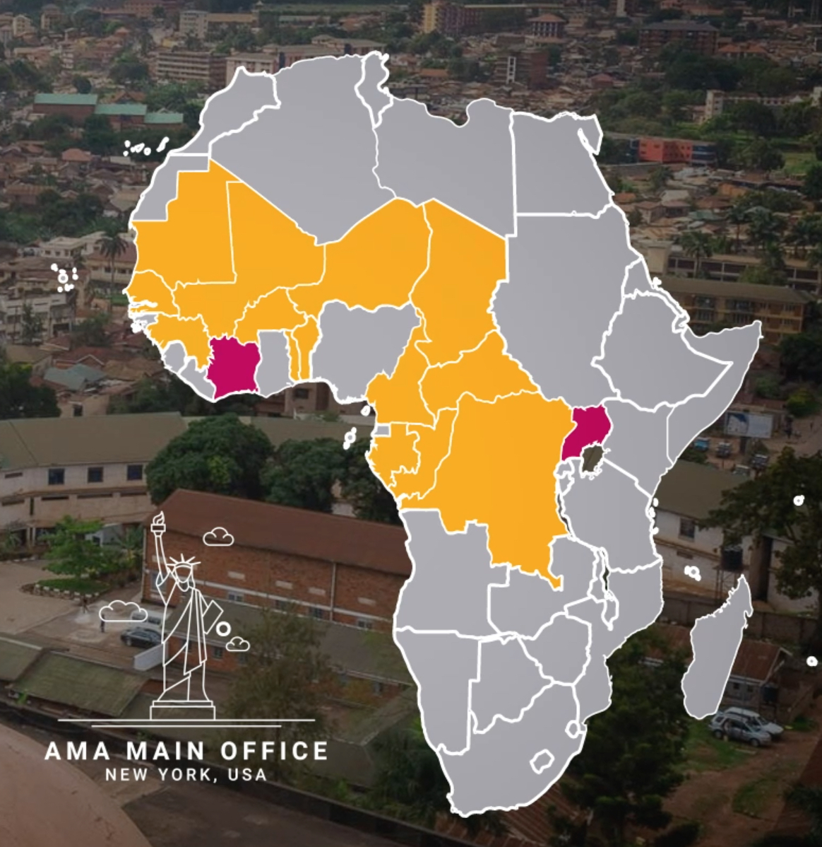 African Media Agency Further Expands across Africa