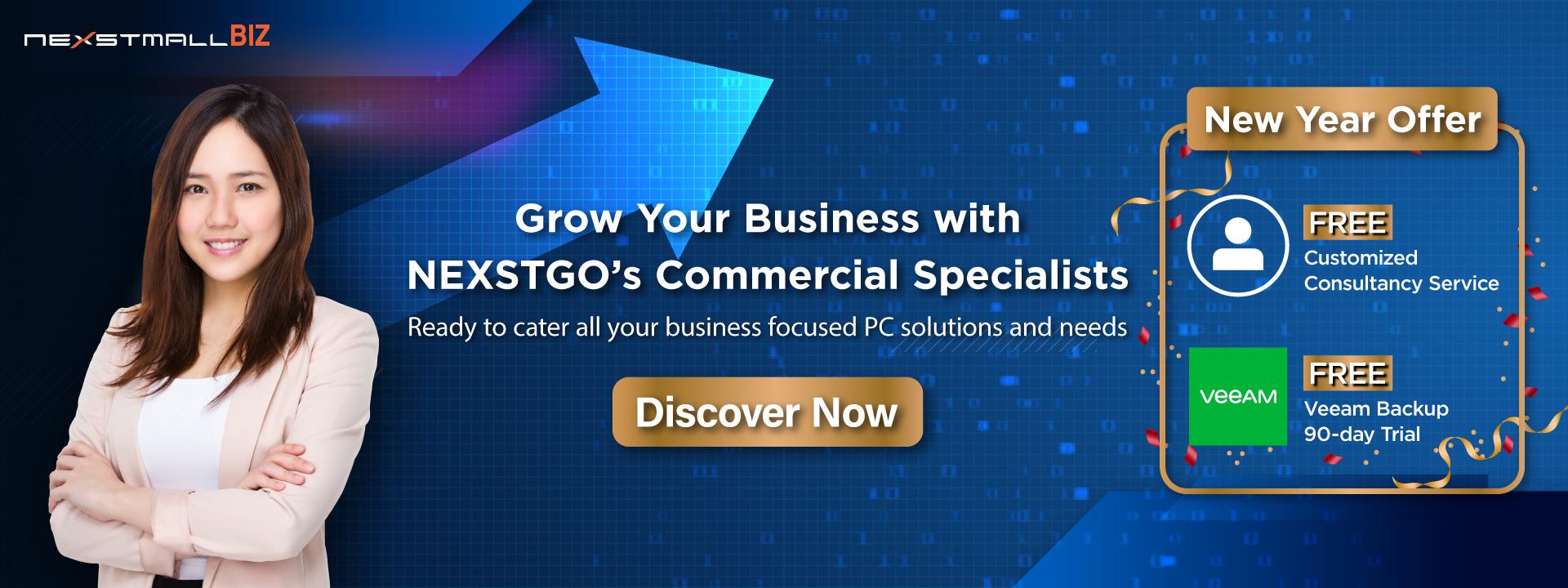 Nexstgo Company Limited