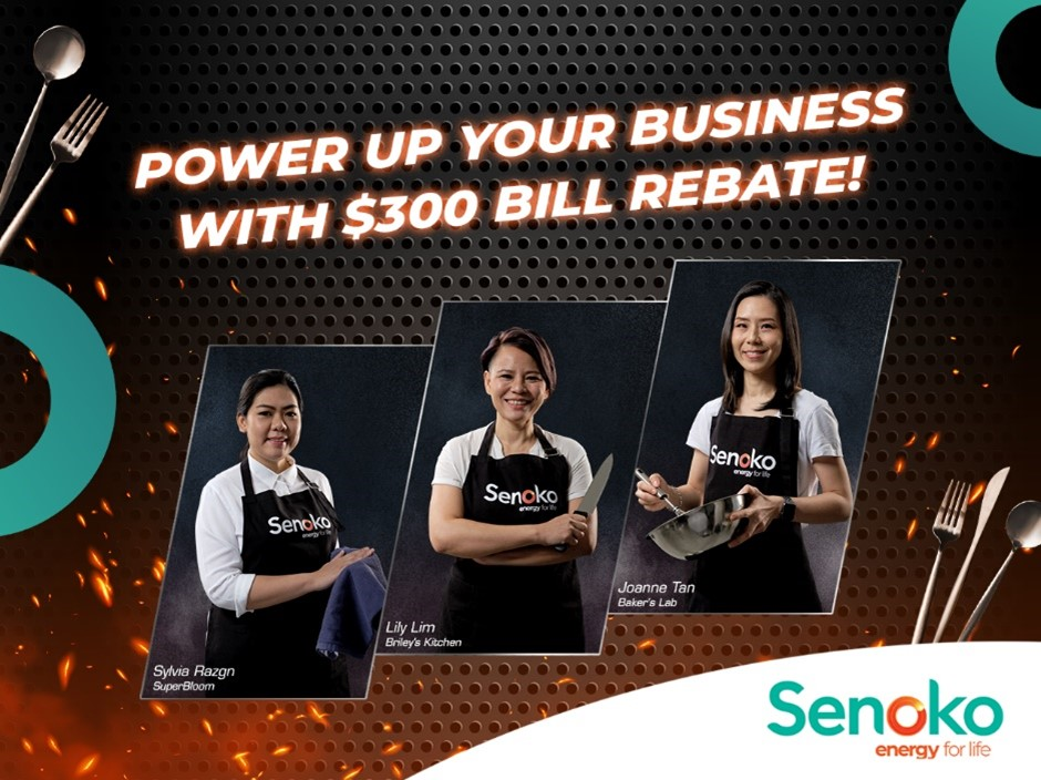Senoko Energy Cooks Up Exclusive Rewards With MasterChef Singapore And Gives Back To Local Home-Based FB Entreprenuers