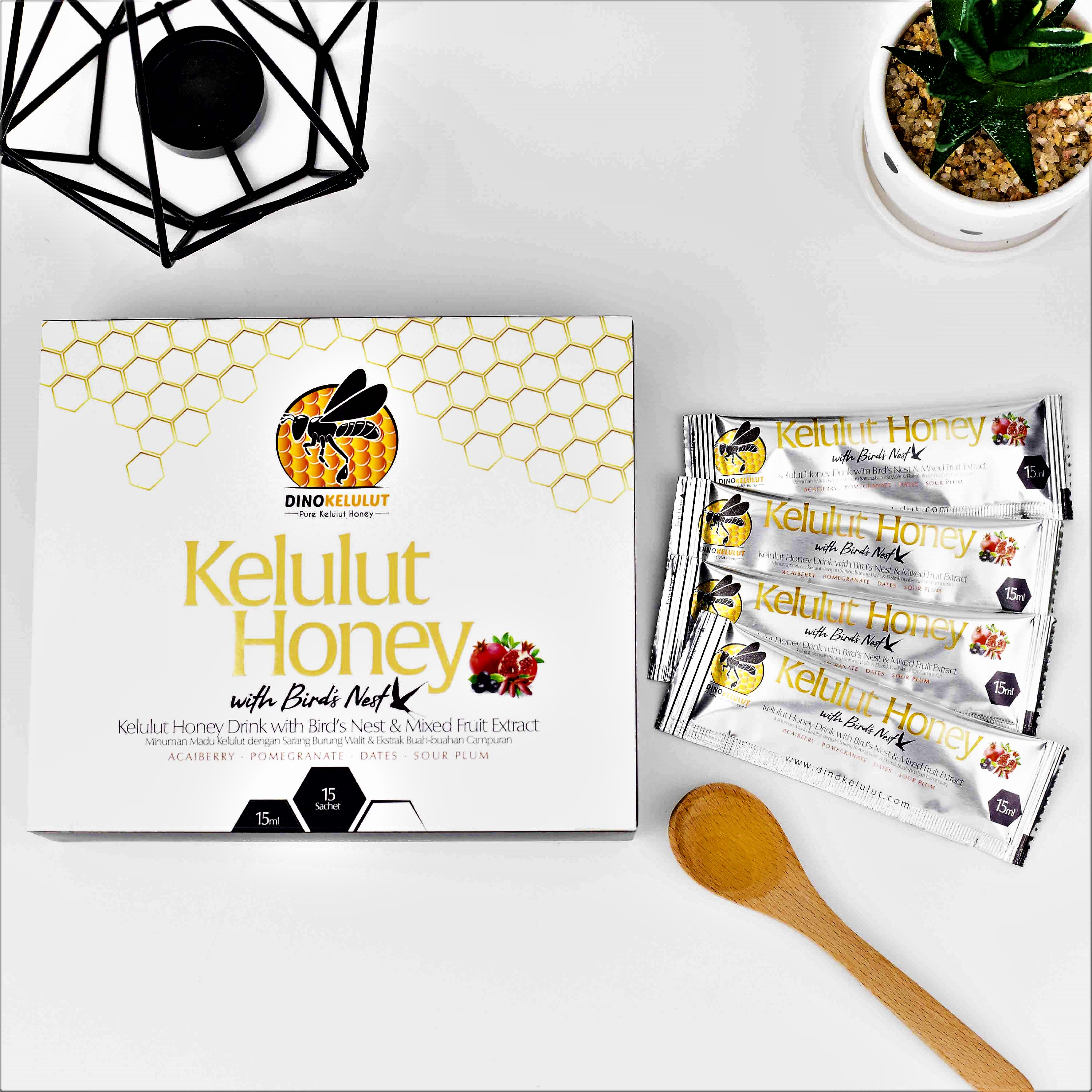 Dinokelulut introduces Malaysian stingless bee honey to combat the pandemic