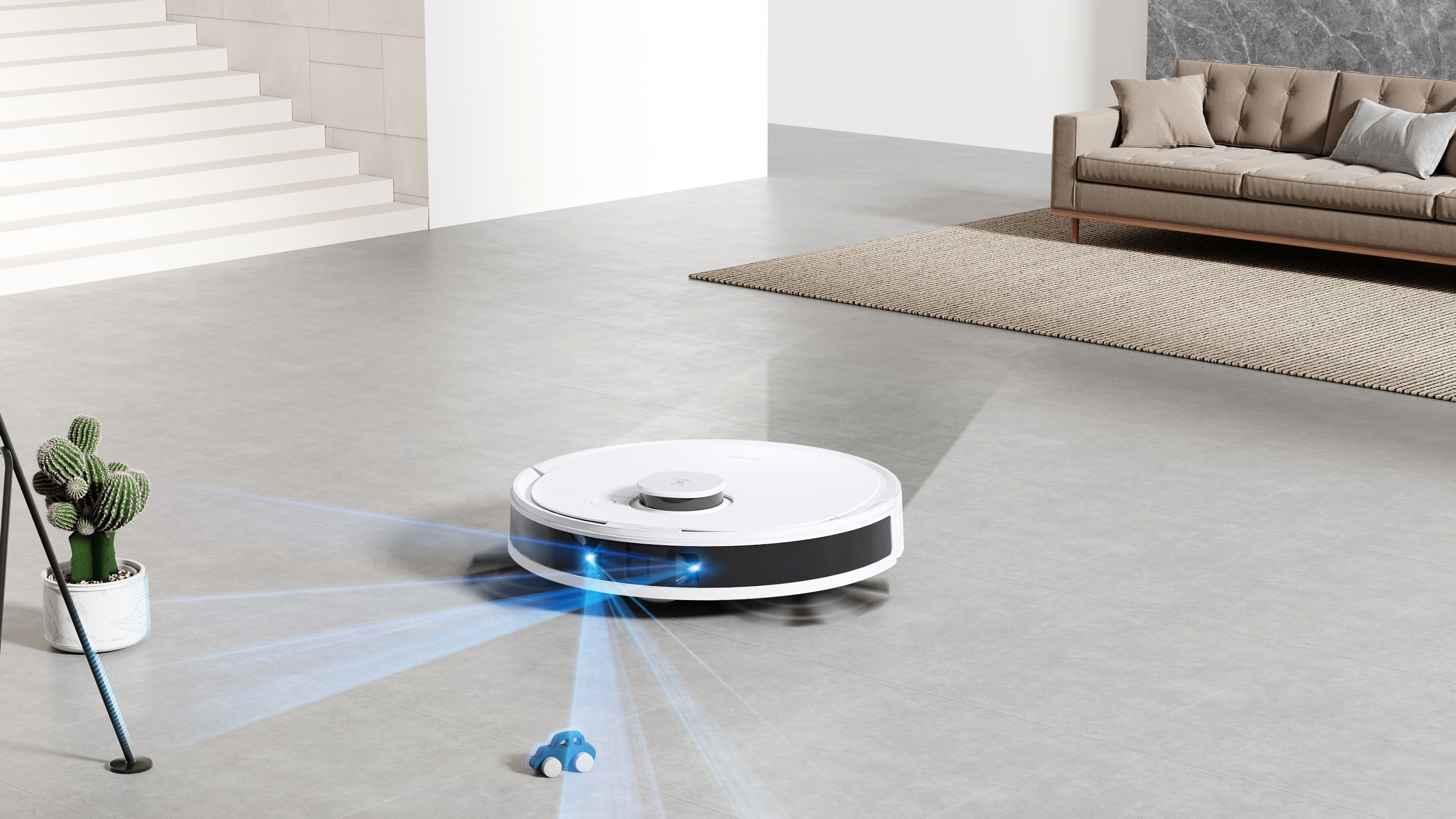 Discover smarter home cleaning with ECOVACS ROBOTICS and Hyun Bin on Shopee in Indonesia