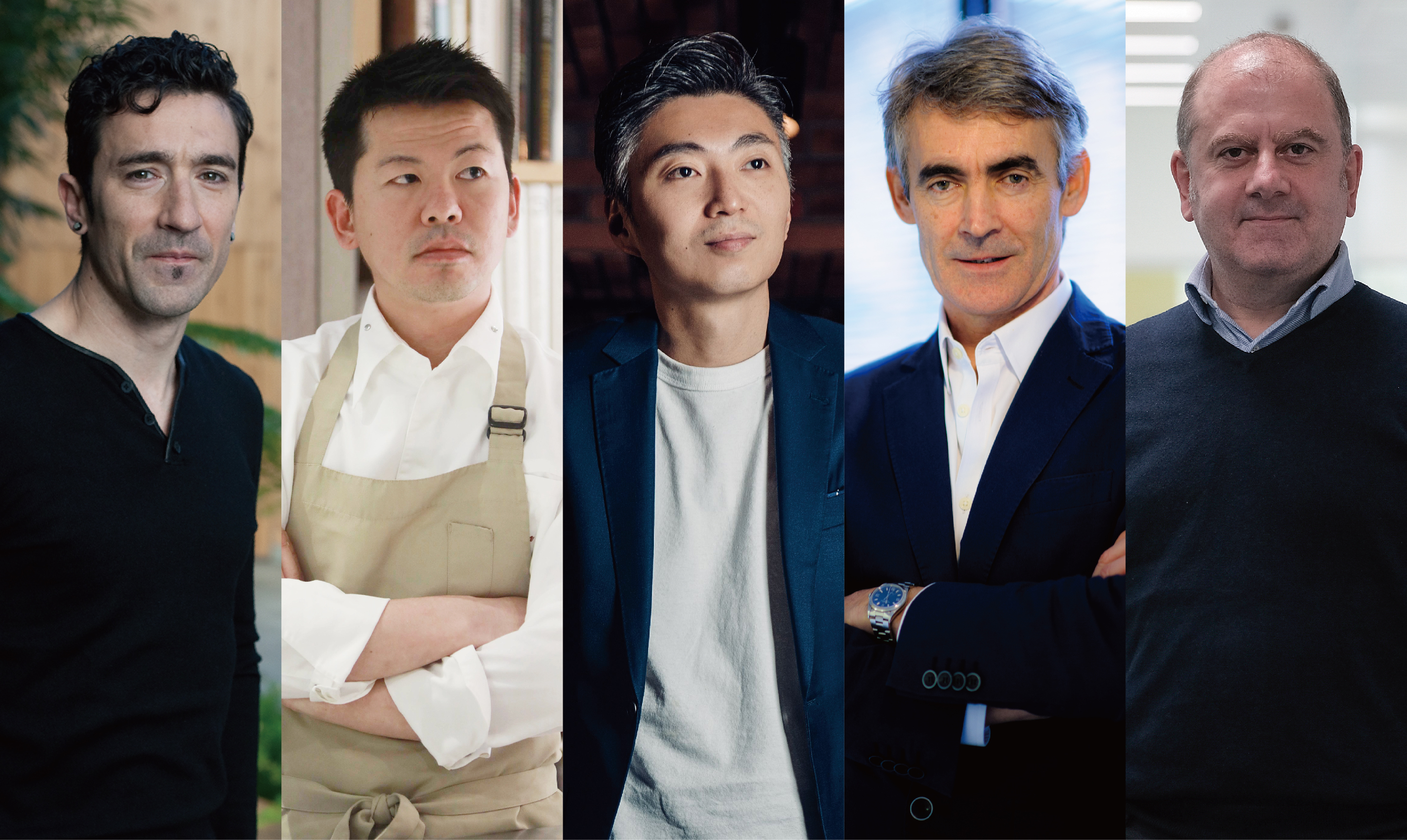 Forum Draws Star Chefs from East and West Gastronomic Moguls for Culinary Exchange