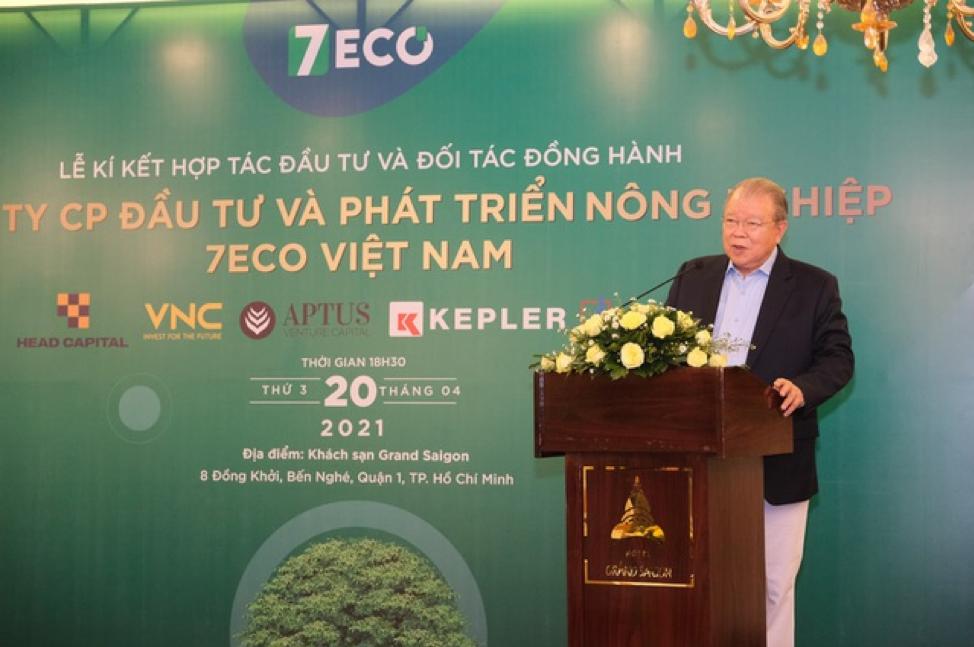 7ECO - Using Digital Transformation to Revolutionize Vietnams Agriculture