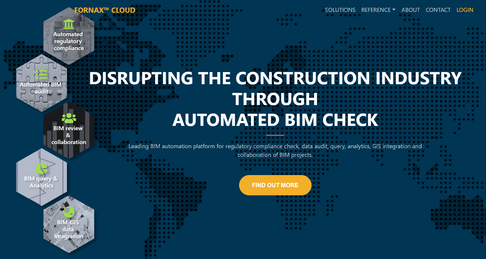 Nova MSC launches FORNAX™ Cloud to perform BIM automated check in the Cloud