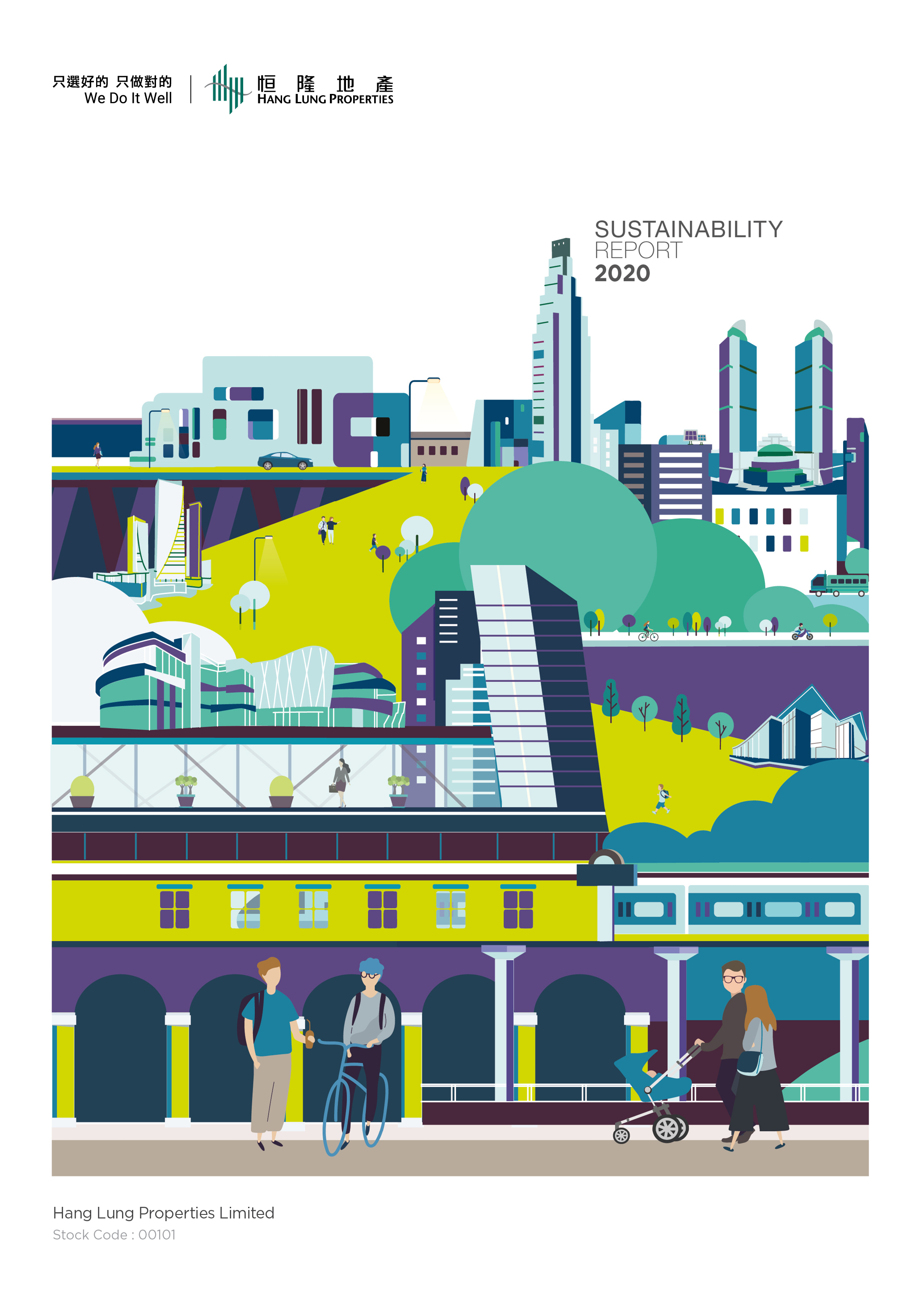Hang Lung Publishes Sustainability Reports 2020