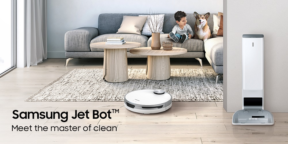 Samsung Introduces 4-Door Flex Refrigerator Series and Jet Bot with Clean Station™ for Smarter Enhanced Living Experiences