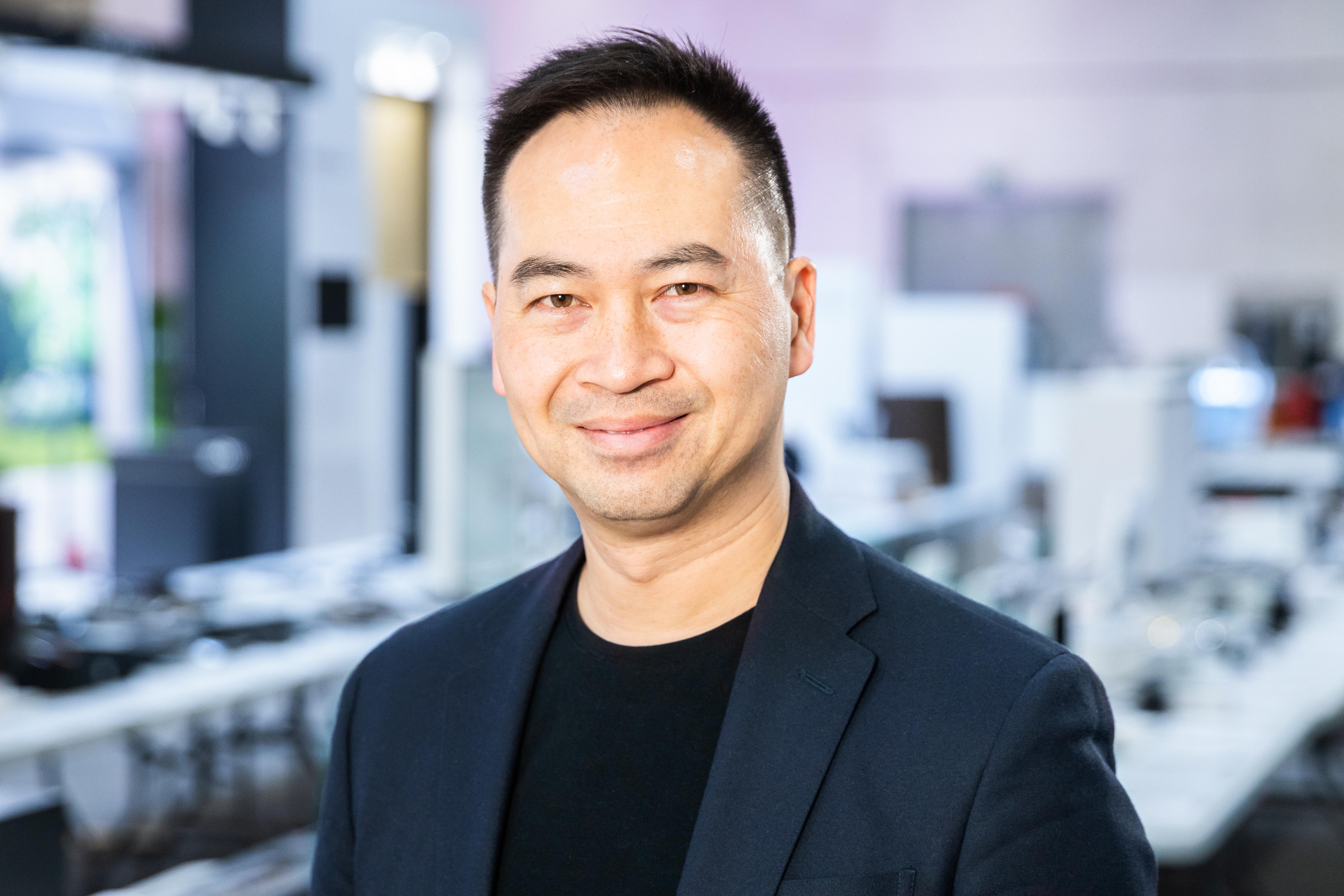 Hong Kong Design Centre Names New Executive Director