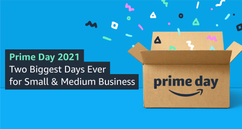 Prime Day delivered the two biggest days ever for small businesses on Amazon.sg and big savings for Prime members