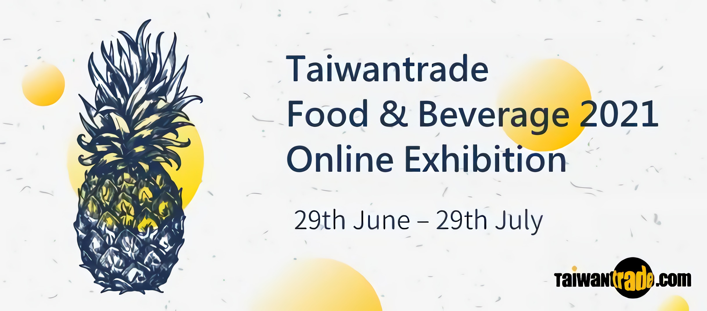 Taiwantrade.com showcases popular Taiwanese food beverage and pineapple products