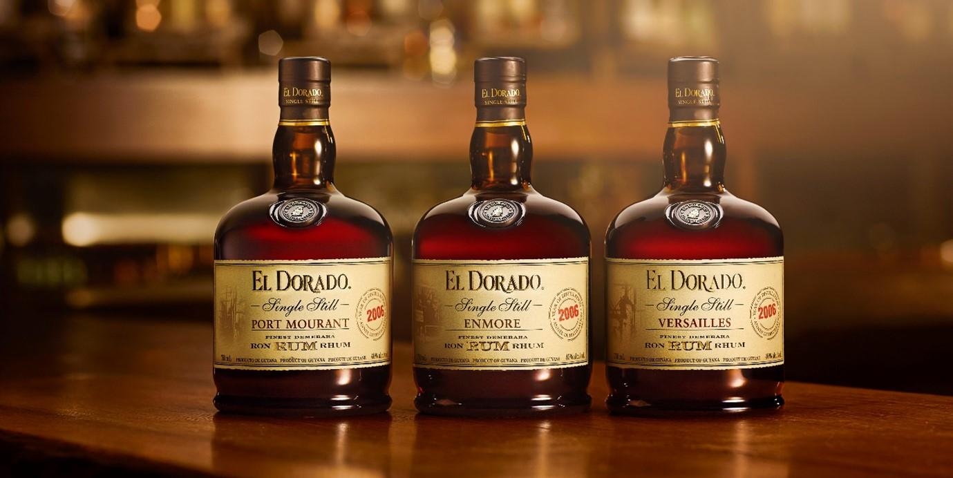 Demerara Distillery Names SPUN Spirits as its First Distributor in Southeast Asia for El Dorado