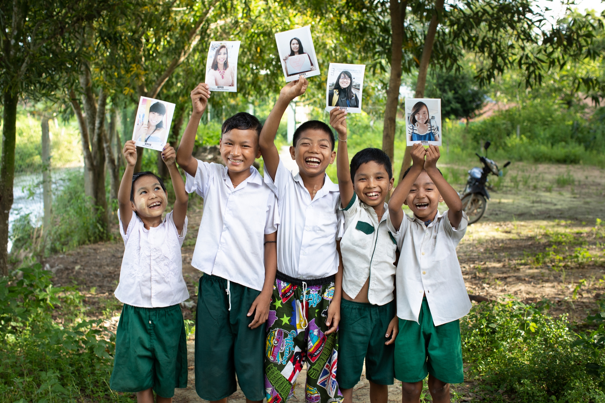 Children Now Have the Opportunity to Choose Their Sponsor with World Vision Malaysias Chosen Campaign