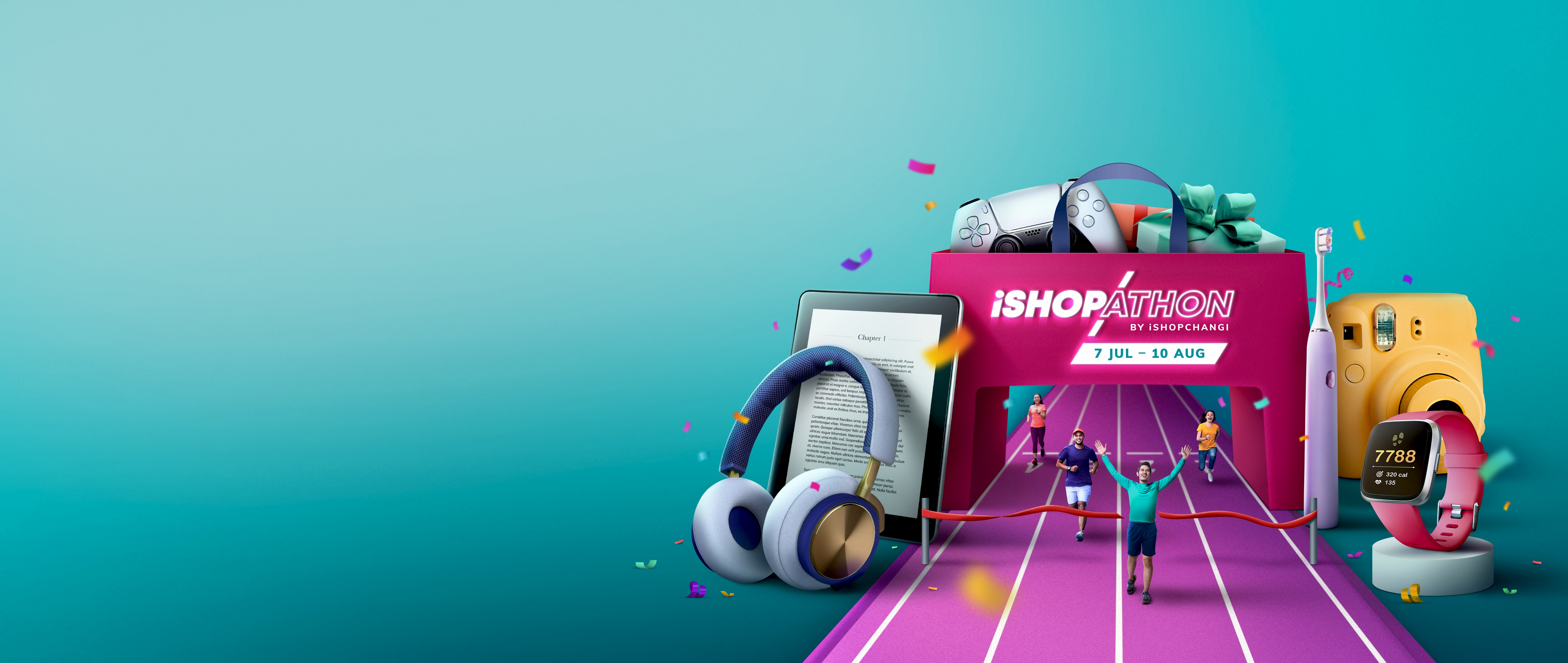 Shop Till You Drop with iShopChangis 8.8 Sales During Their 5-Week Campaign iShopathon
