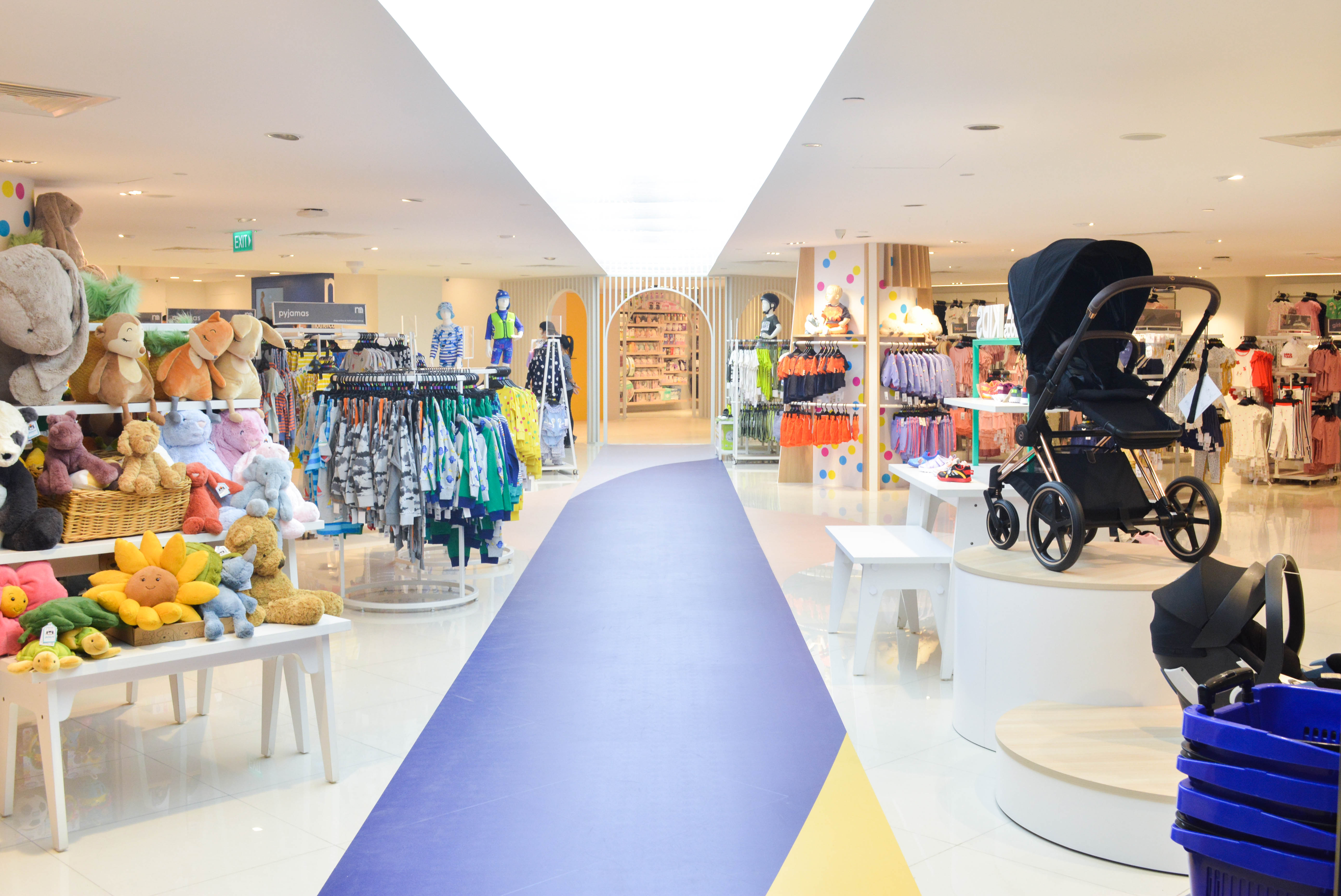 More Perks For Parents In Singapore With Mothercares New Experiential Store At Paragon
