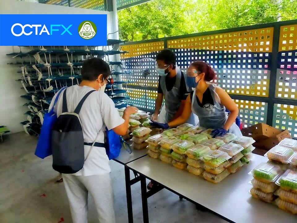 OctaFX partners with Pertubuhan Tindakan Wanita Islam (PERTIWI) to distribute charity dinners during Eid al-Adha