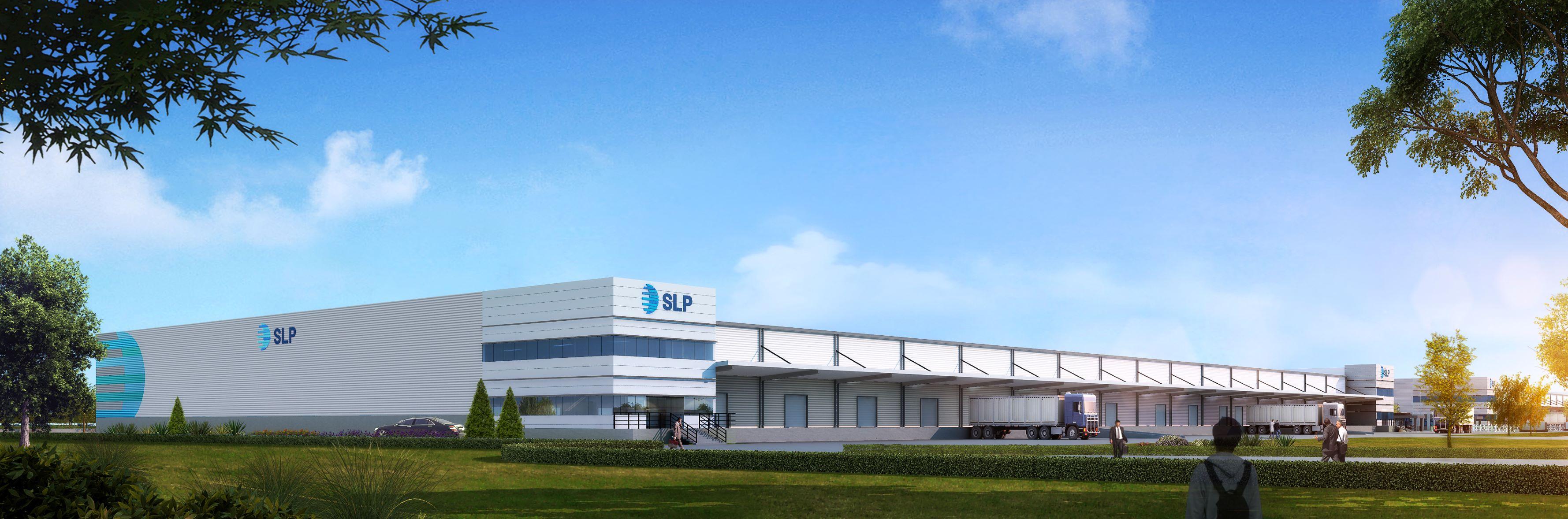 SLP Breaks Ground on Inaugural 89000 SQM Logistic Development in Vietnam