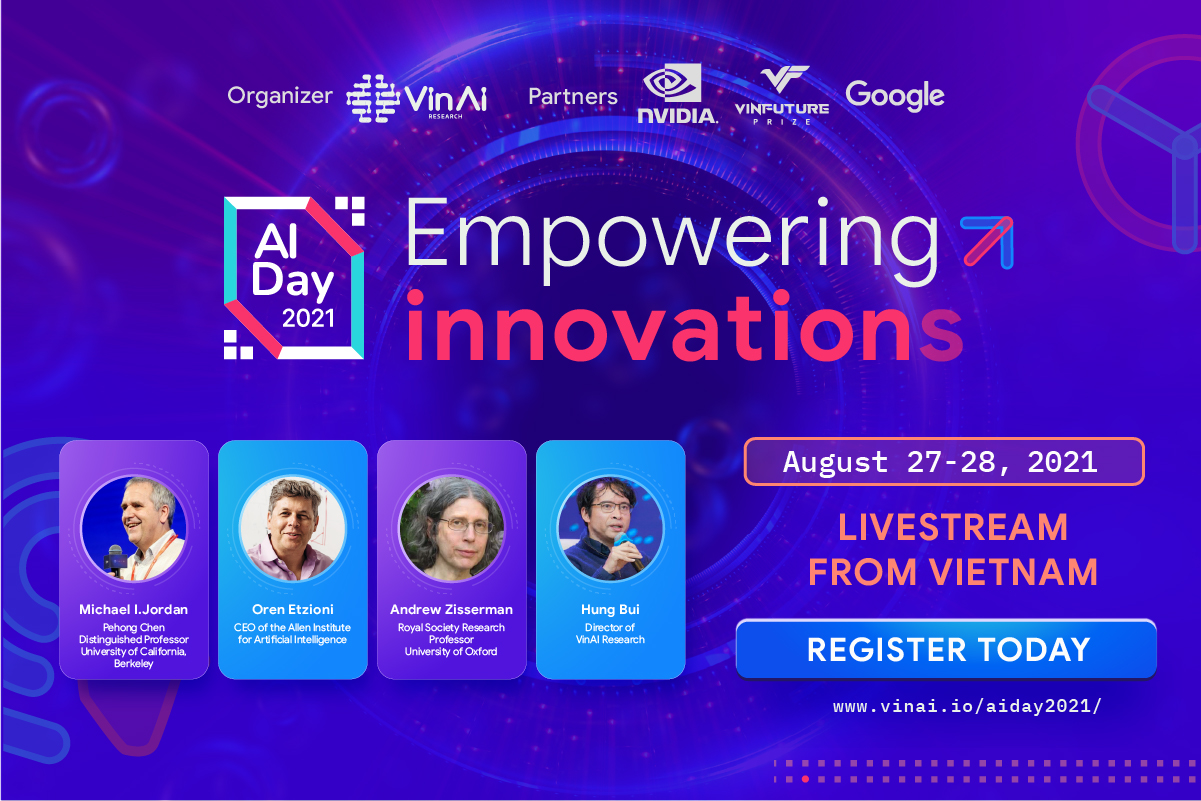 AI Day 2021 to bring together worlds top-notch AI experts and researchers