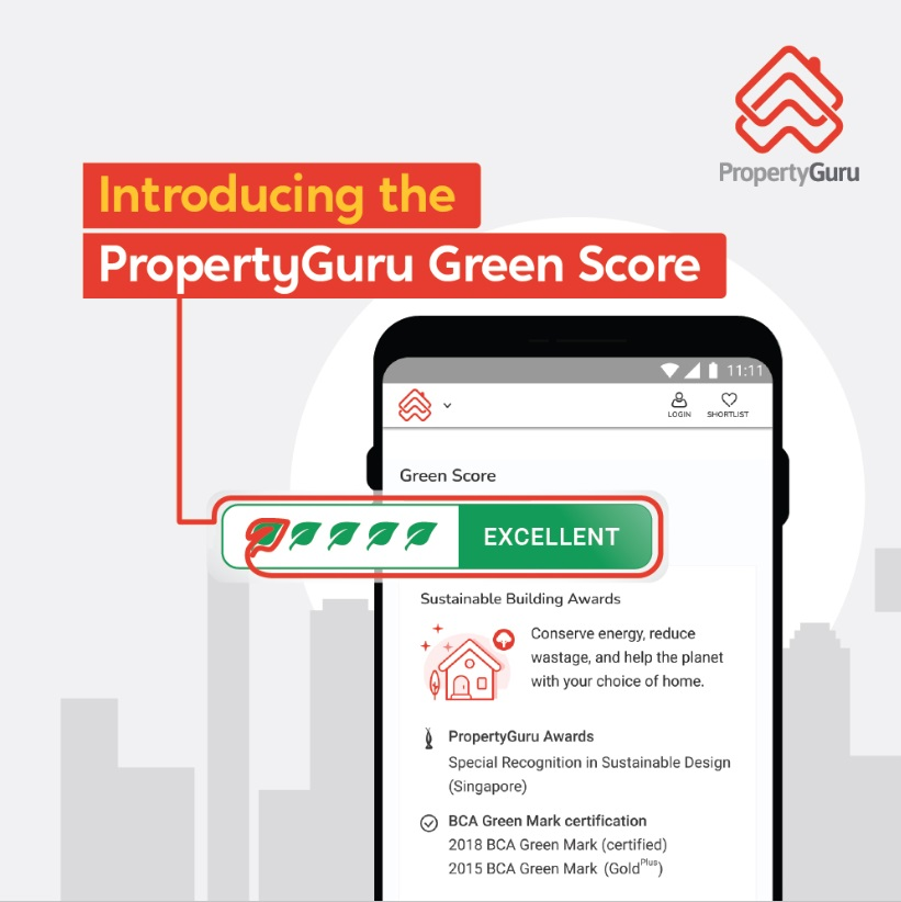 PropertyGuru launches Green Score to guide Singaporeans to sustainable homes
