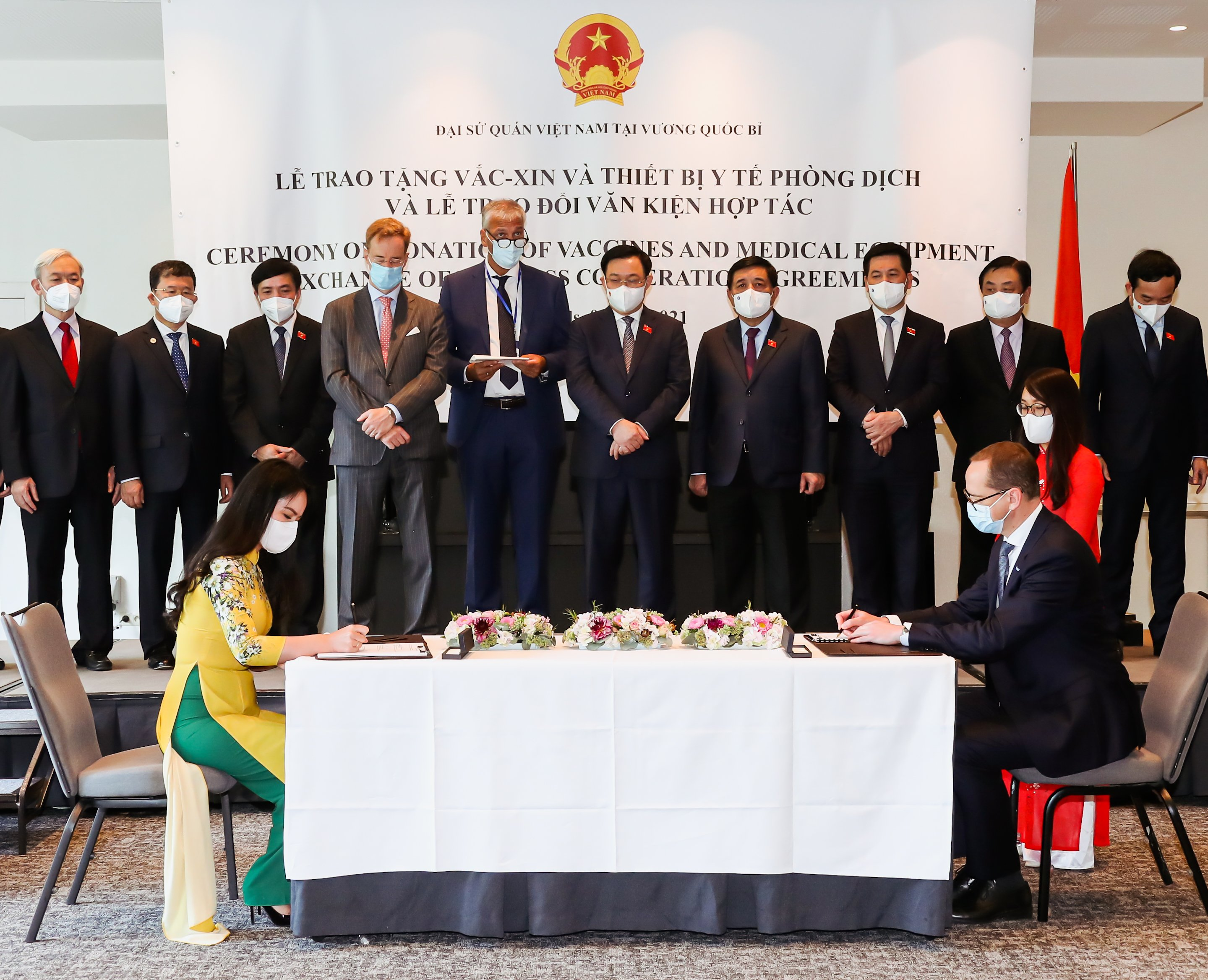 TT Group and Ørsted to invest 30 billion USD in offshore wind power development in Vietnam