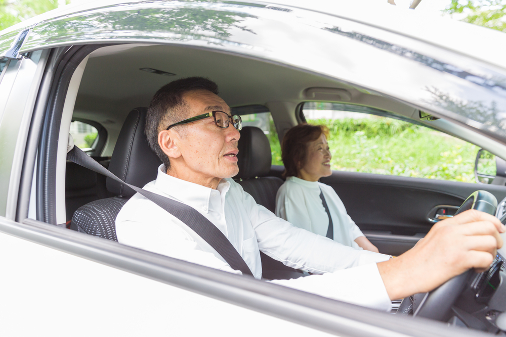 Senior Drivers Score 50 eCapitaVouchers On Top of One Month Free Car Insurance with DirectAsia