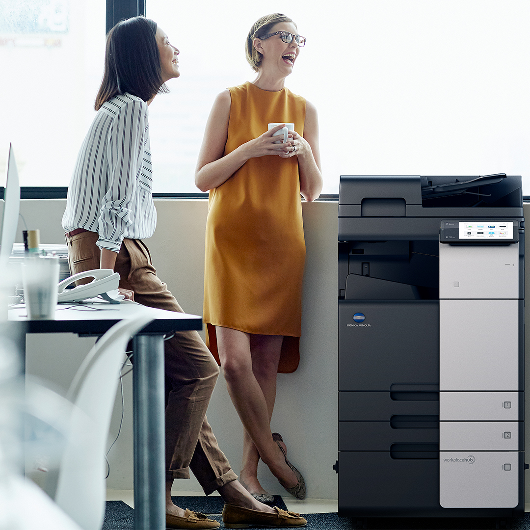 Konica Minolta Launches Workplace Hub in Asia Pacific