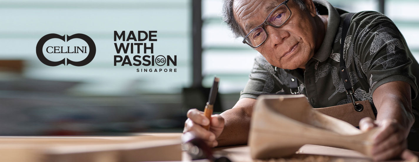 Cellini Recognised by the Made with Passion Initiative in Singapore
