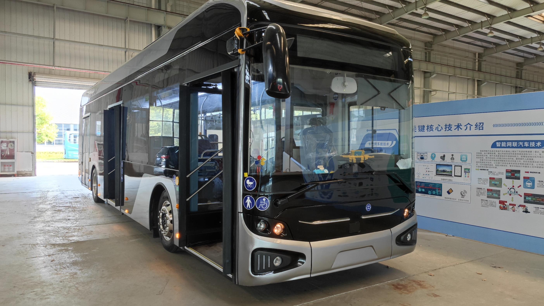 Ev Dynamics 12-Meter E-Bus Passes Homologation in Europe