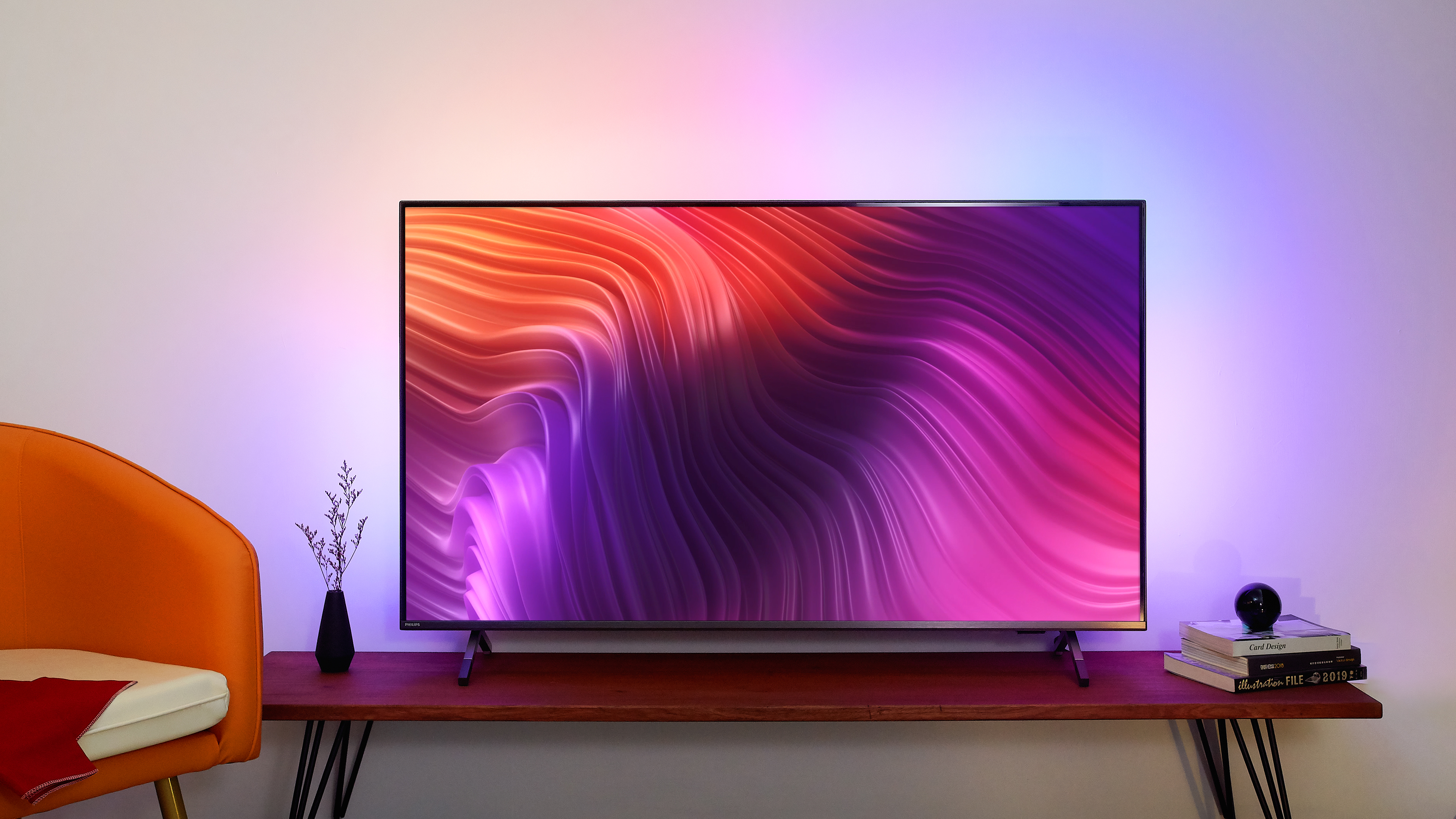 New 4K Philips 8500 Series TV for Taiwan Introduces Antibacterial Remote and Apple TV