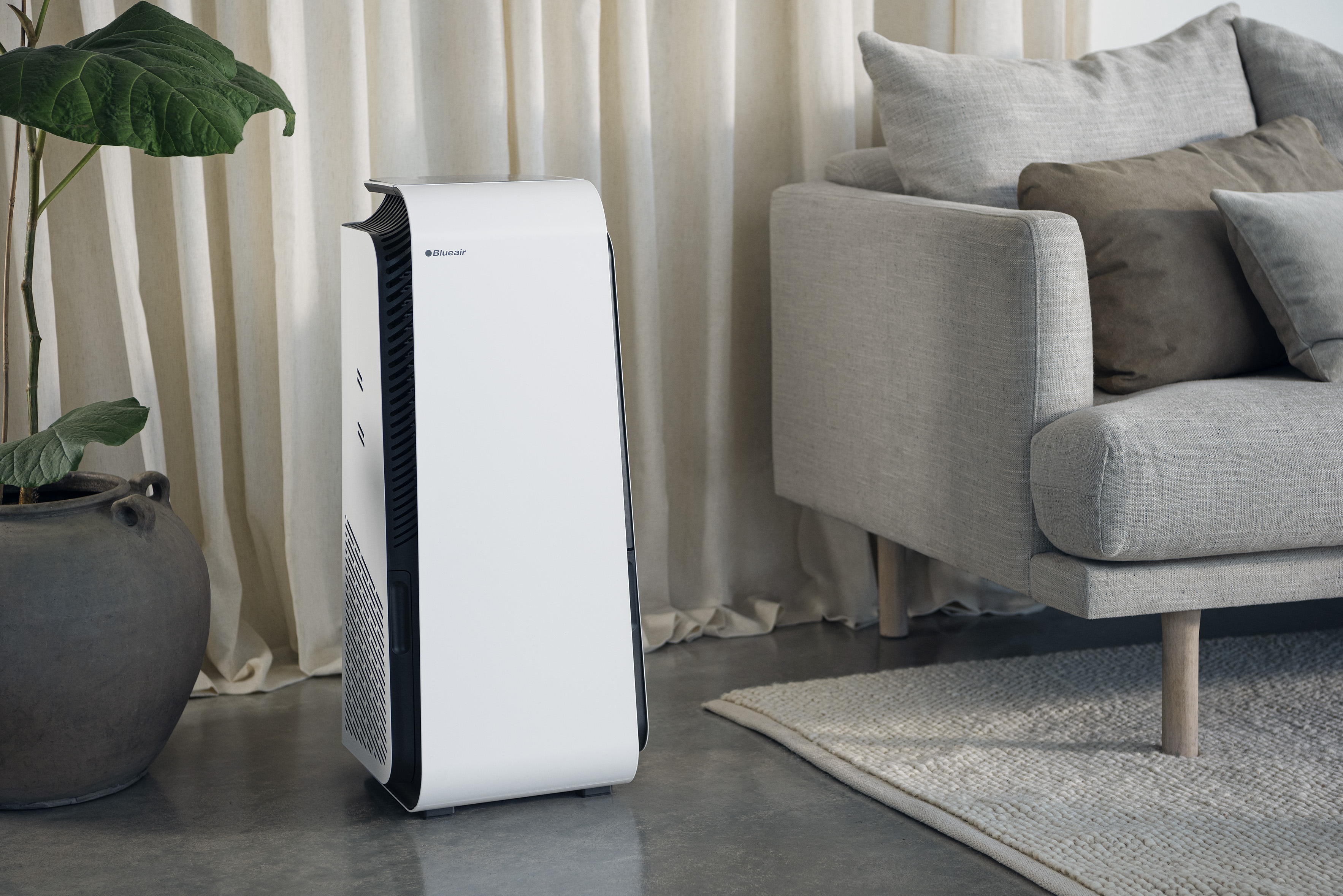 Blueairs HealthProtect™ air purifier tested to remove live SARS-CoV-2 Virus from the air now protecting Singapore