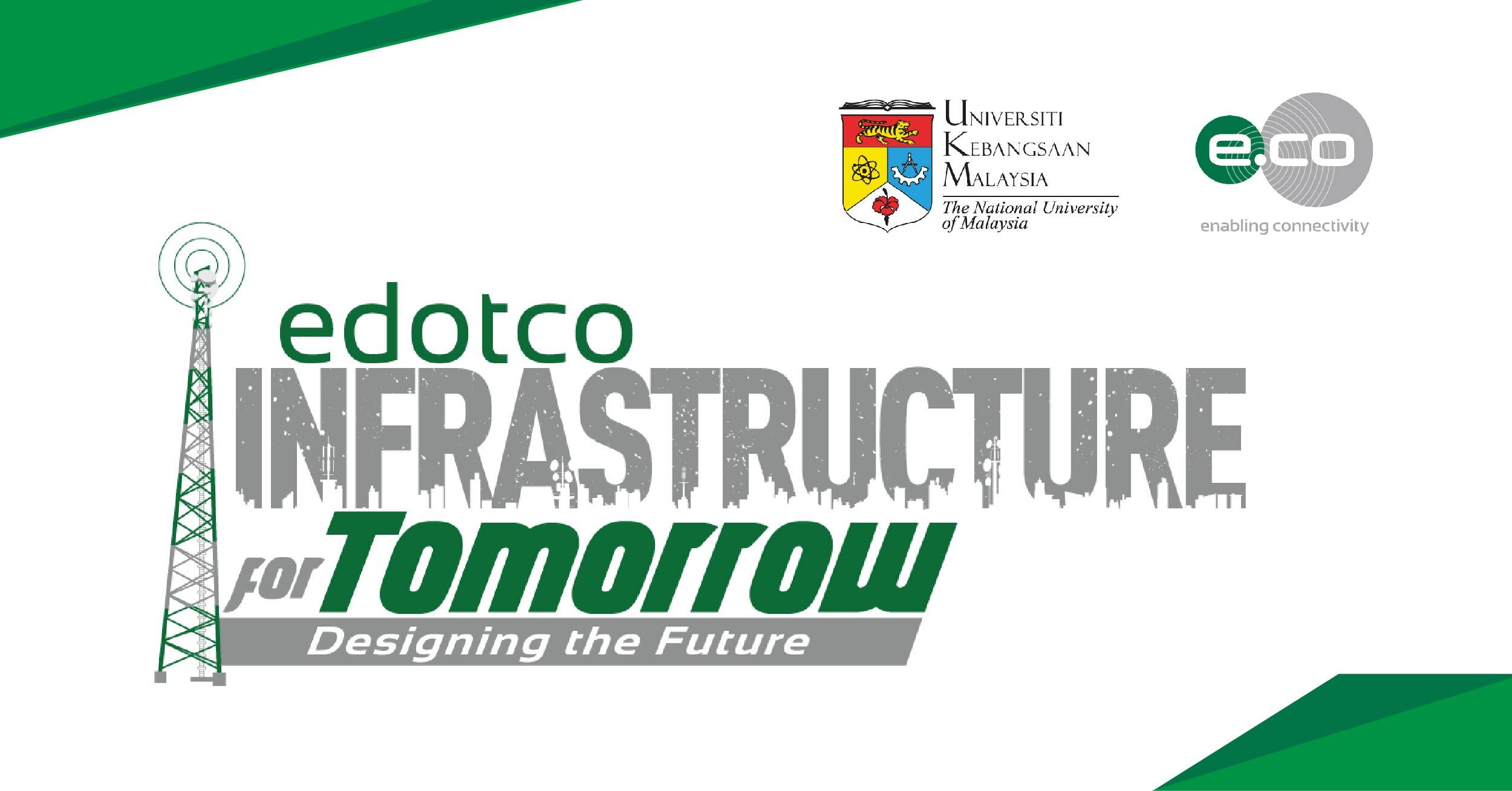 edotco Group launches inaugural Infrastructure Design Competition in collaboration with University Kebangsaan Malaysia (UKM)