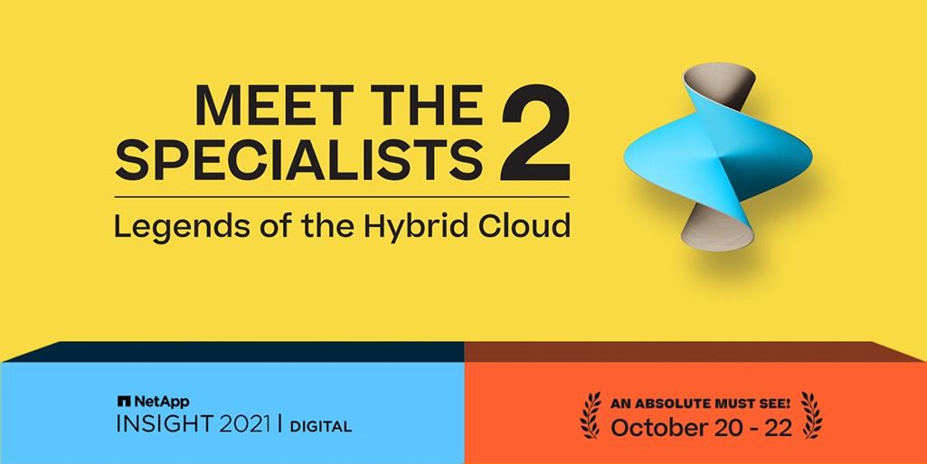 NetApp Expands Hybrid Cloud Solutions Portfolio to Unlock Best of Cloud