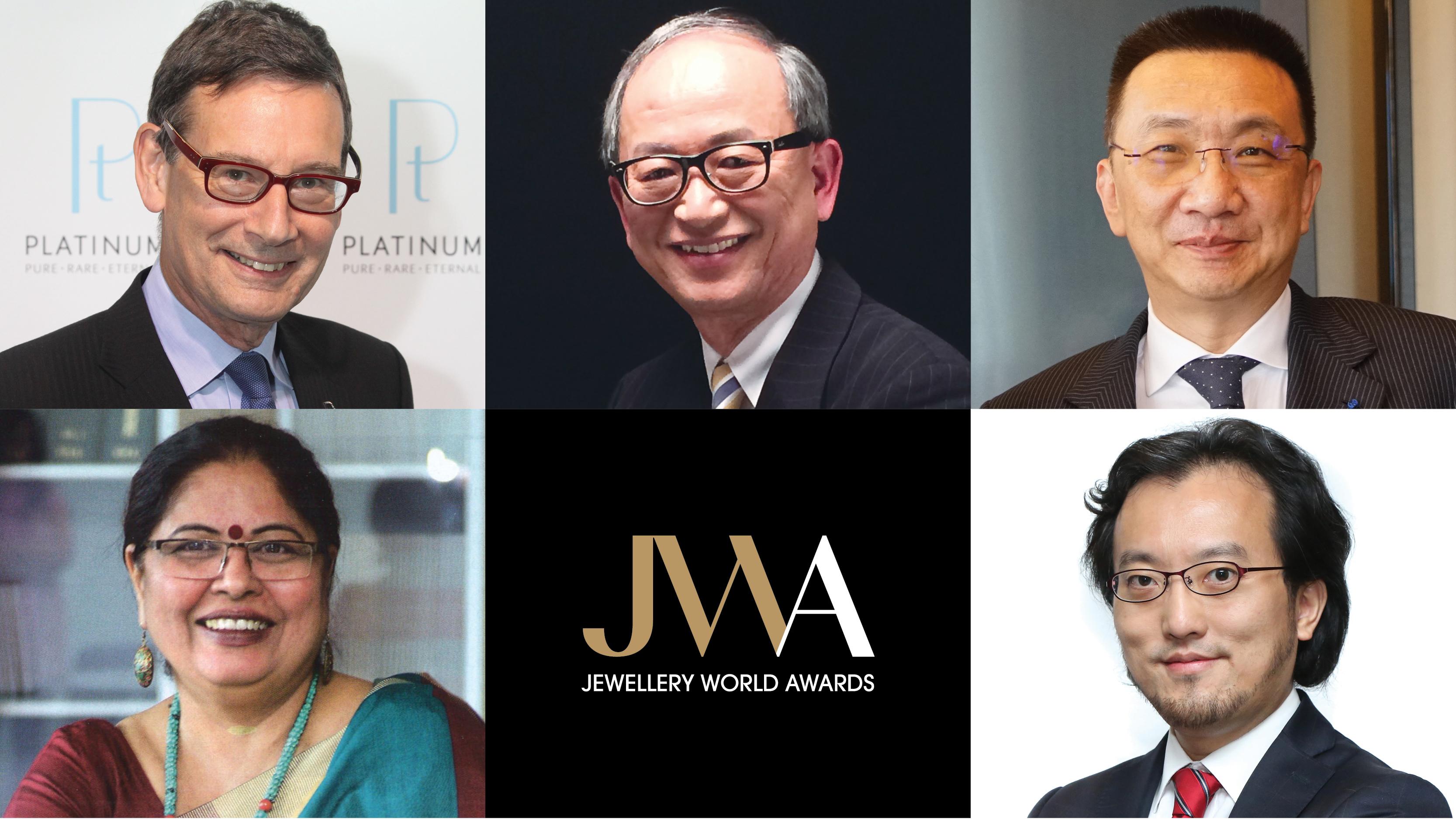 2021 Jewellery World Awards names Honourees