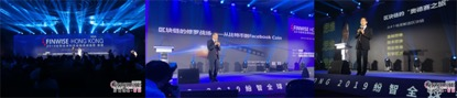 Block Chain Depends on Stablecoin in the Next Ten Years?DUSD Founder Johnson Zhao FINWISE Summit Named Speech 1