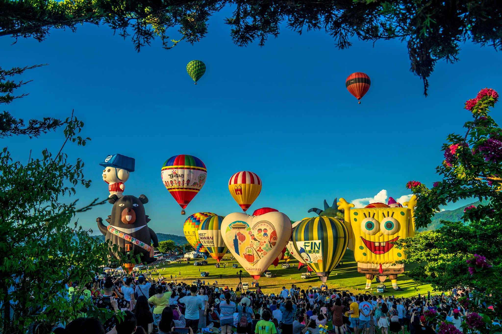 Debuting the Worlds Only Balloon Festival - 2020 Taiwan International Balloon Festival in Taitung