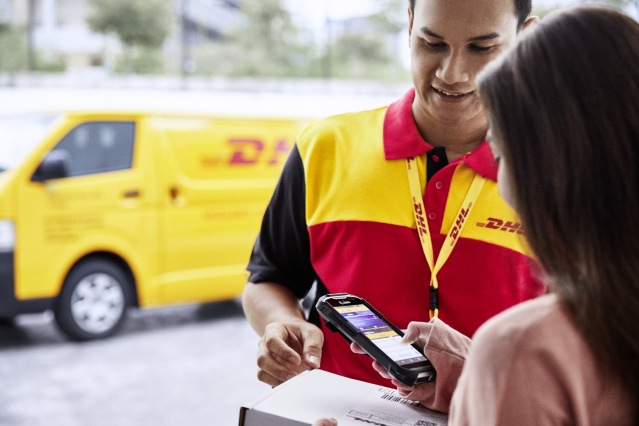DHL Express Asia Pacific lauded for its resilience and digital transformation