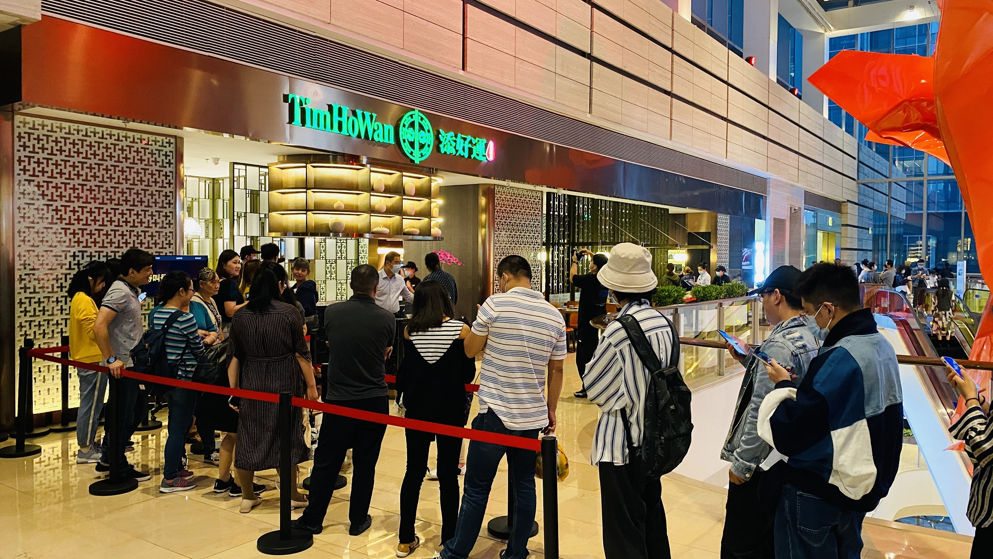 Jollibee Group Brings 11-Year Michelin-starred Tim Ho Wan to Mainland China