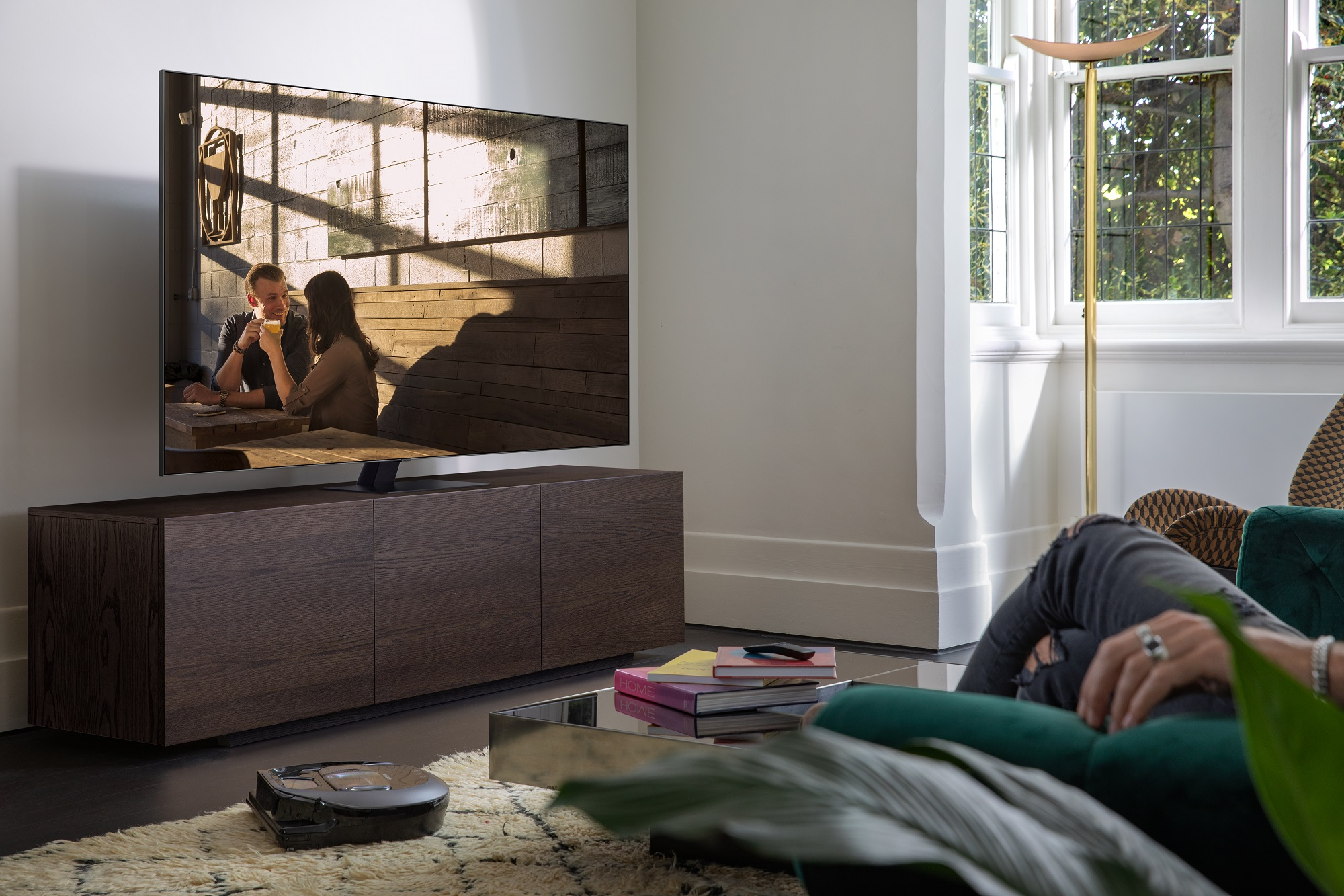 Recreate Cinematic Experiences with Samsungs Latest Displays and Soundbars Right In Your Living Room