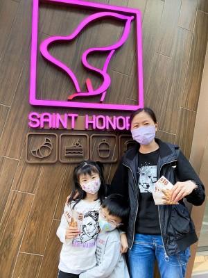 聖安娜餅屋 推行「美味暖意助社群」計劃 捐贈港幣二百萬麵包現金券予樂餉社 攜手為有需要人士送上熱烘烘的愛與關懷