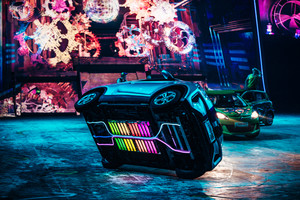 The World's Most Electrifying Stunt Show Exhilarates Macau As Elēkron Launches With A Star-Studded Premiere At Studio City