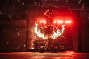 最瘋狂飛車特技秀動地驚天 震撼登陸澳門 新濠影滙「狂電派」全球首演 星光雲集感受狂電力量