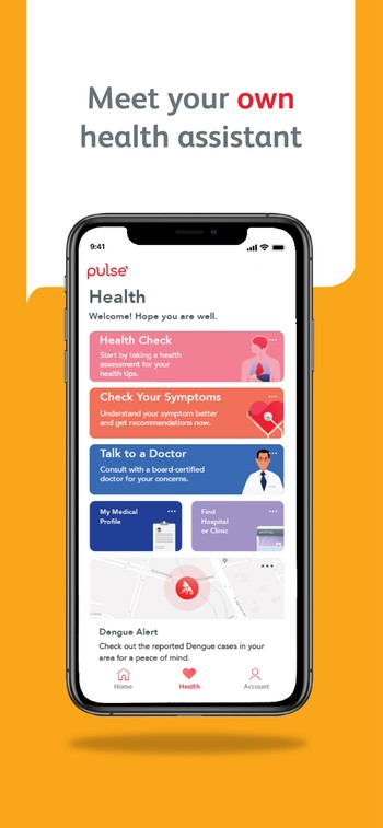 Revolutionising the future of healthcare with Pulse by Prudential, an all-in-one AI-powered mobile app