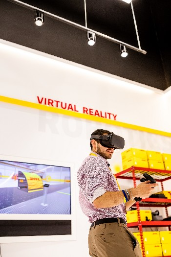 DHL Americas Innovation Center opens to accelerate development of new solutions for improved logistics and supply chain operations