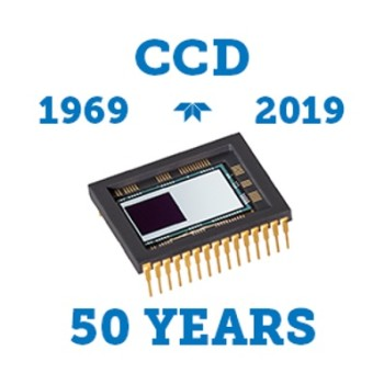 Teledyne e2v: 50th Anniversary of the CCD