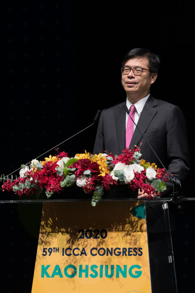 Kaohsiung to provide framework of post-pandemic global events