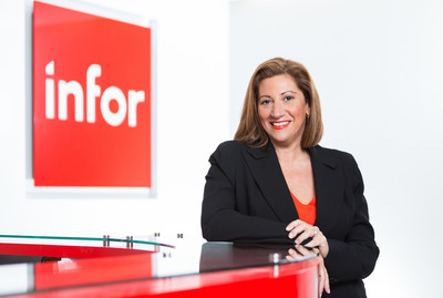 Infor Promotes Helen Masters to Senior Vice President General Manager, Asia-Pacific